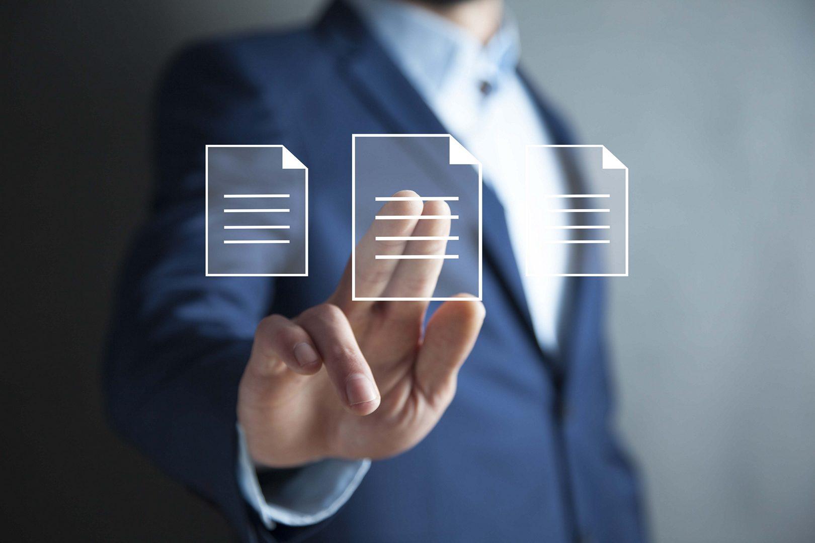 come utilizzare la gestione documentale